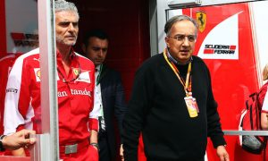 Marchionne: 'The real battle starts in 2016' for Ferrari