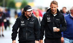 Button: Alonso pairing crucial to McLaren progress