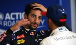 Mercedes to maintain lead in 2016 - Ricciardo