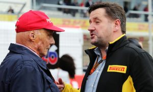 Pirelli welcomes agreement on future F1 tyres