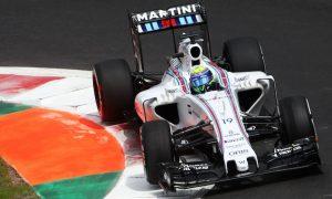 Williams needs 'a triple improvement' - Massa