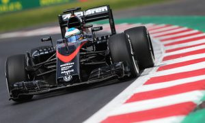 Alonso admits to 'question mark' at McLaren