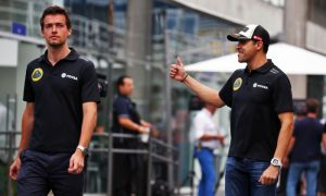 Driver lineup to remain unchanged at Renault