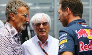 Ecclestone warns BBC over F1 contract
