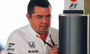 McLaren Honda already looking at gains - Boullier