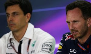 Mercedes gap 'enormous' at end of year - Horner