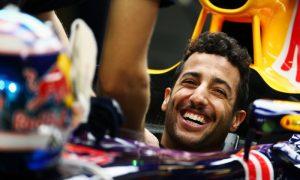 Ricciardo a believer in Red Bull upswing