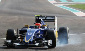Sauber being more aggressive with 2016 car