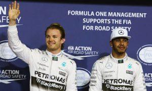 Threats to Mercedes drivers not necessary - Hamilton