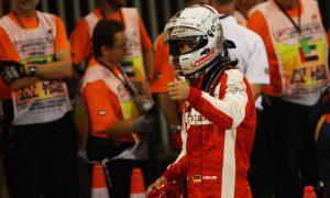 Ferrari progress for 2016 'very promising' - Vettel