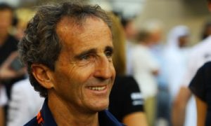 Will Prost lead Renault works team?