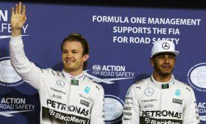Rosberg 'very close' to Hamilton – Alesi