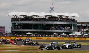 British GP headlines Channel 4's F1 live races
