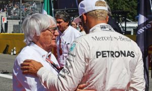 Ecclestone doubts Mercedes can be beaten in 2016