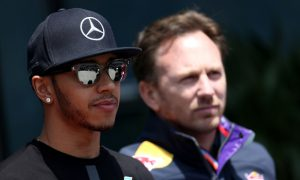 Horner encouraged Mercedes to sign Hamilton