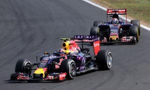 Kvyat not focussed on Toro Rosso threat