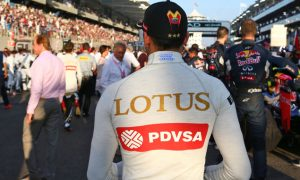 Maldonado seat under threat over late sponsor payments
