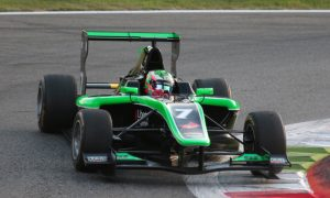 GP3 racer likens F1 dream to 'blowing money down the drain'