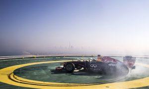 Red Bull's coolest show runs