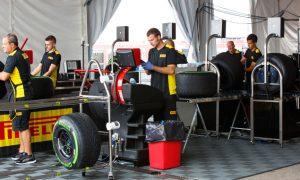 Pirelli explains how it prepares for new F1 venues