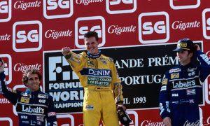 Hamilton v Prost v Schumacher