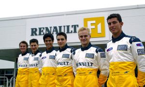 Renault's pool of talent