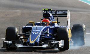 New Sauber will miss opening pre-season test