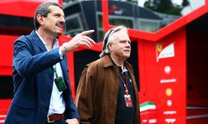 Steiner moderates Haas' chassis statement