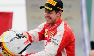 Vettel calls for step-by-step approach at Ferrari