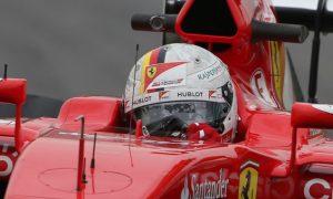 Vettel back in action at Fiorano with 2014 Ferrari