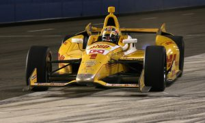 IndyCar a route to F1 again - Hunter-Reay