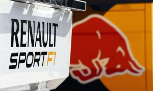 Renault's winter gains 'very positive' - Red Bull