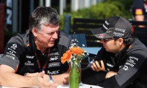 Force India winter diary part one - The boss