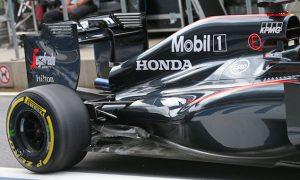F1 fuel development levelling off - Honda