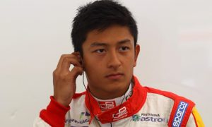 Haryanto short on funding for Manor drive