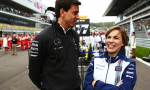 I want to be braver against F1 bosses - Williams