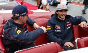 Judge Verstappen and Sainz after 2016 - Key