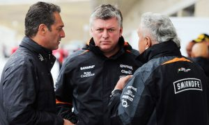 Force India chasing 'stretch objectives' in 2016