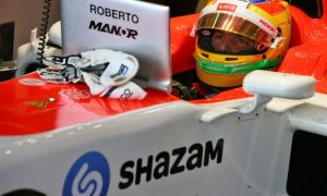 Merhi targets 'paid-driver' status