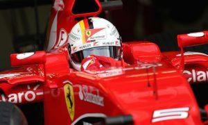 Vettel wary of early Ferrari optimism