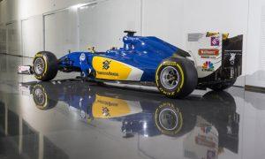 Sauber  2016 livery revealed
