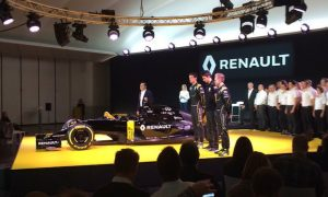 Magnussen, Palmer and Ocon confirmed at Renault