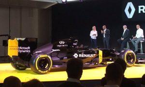 Renault launches RS16 in Paris