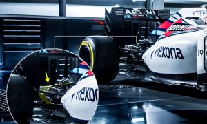 A closer look at the Williams FW38