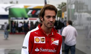 Vergne in frame for Ferrari reserve driver role