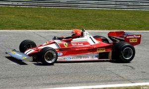 Ferrari set for retro F1 livery, says report