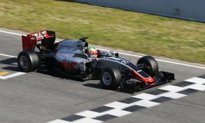 Steiner buoyed by Haas F1 progress in first test