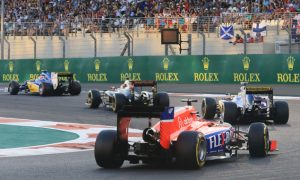Wolff tips Manor for F1 midfield surge