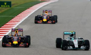 Red Bull never formally asked for engine – Mercedes