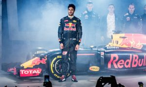 Ricciardo to get first drive of Red Bull's new RB12